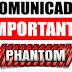 Comunicado Phantom A Respeito Chips Queimados-30/06/2018