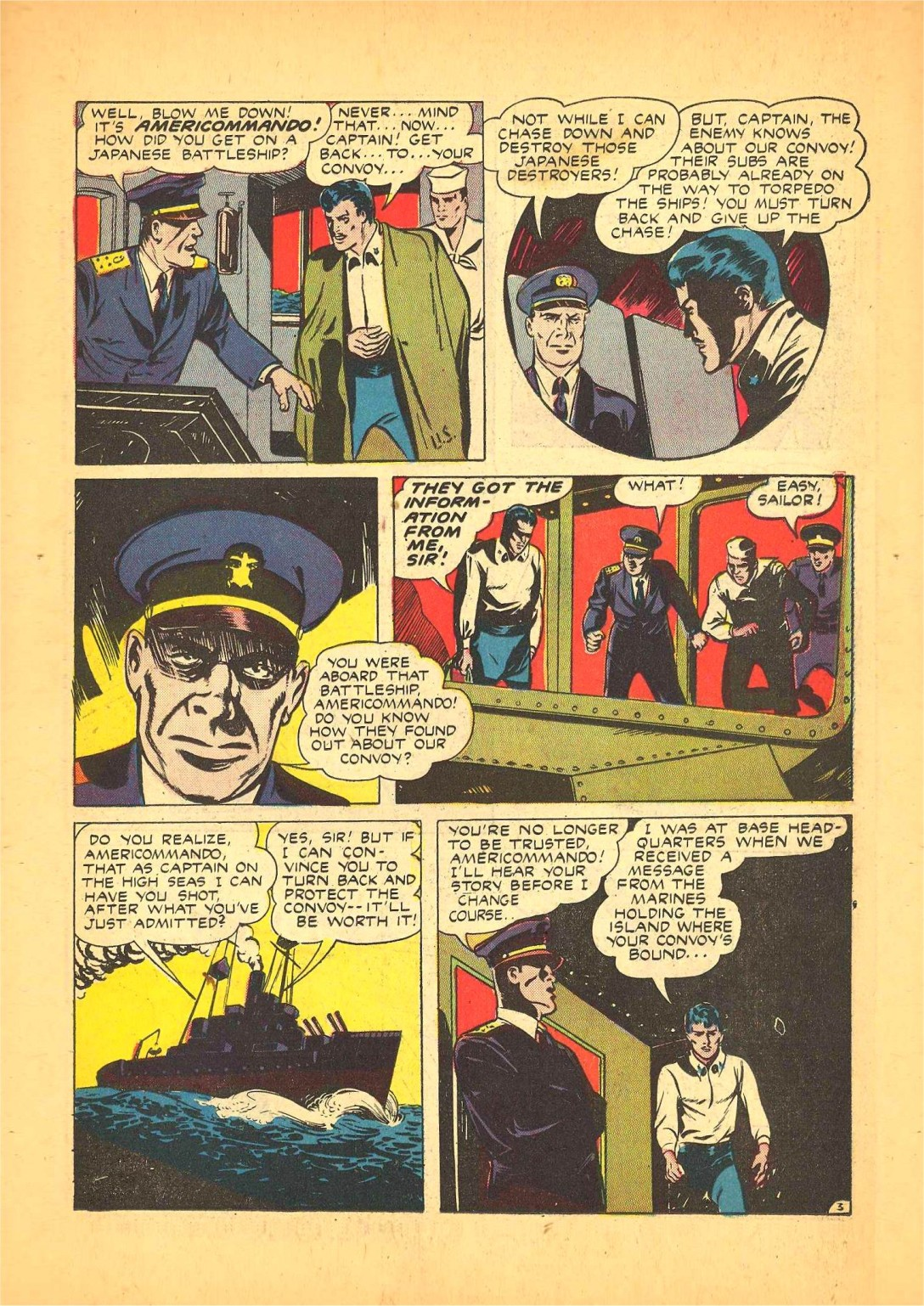 Read online Action Comics (1938) comic -  Issue #68 - 40