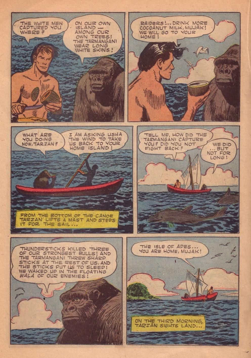 Tarzan (1948) issue 55 - Page 30
