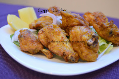 Copper Chicken ~ Easy Fried Chicken