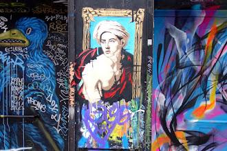 Sunday Street Art : DΣSΨ CXXIII (Desy 123) - rue Dénoyez - Paris 20