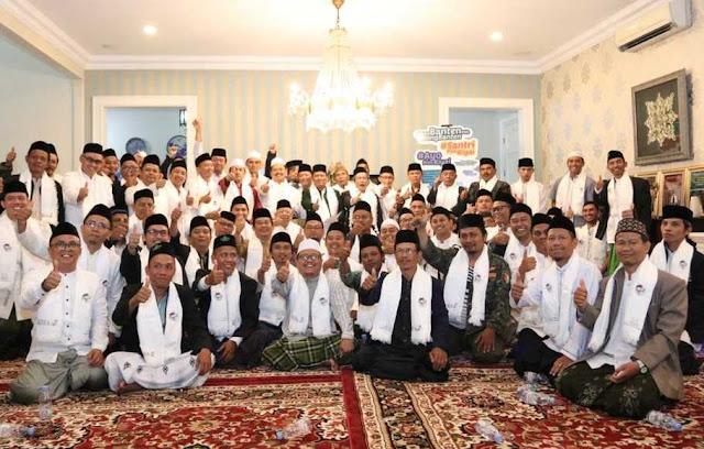 Para Alim Ulama Ulama Depok Deklarasi Dukung Prof. Dr. K.H Ma'ruf Amin