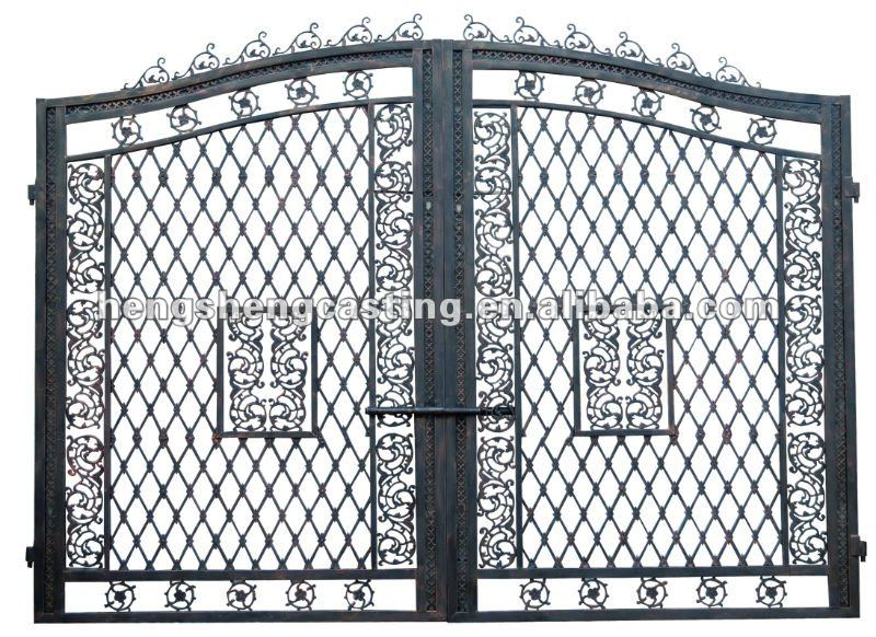DIFFERENT KINDS OF HOME GATES DESIGNS - Bahay OFW