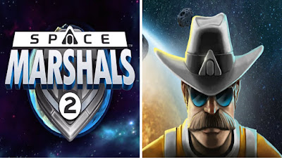 Gioco smartphone iOS ed Android: Space Marshals 2
