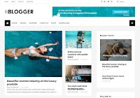 TheBlogger Responsive Blogger Template
