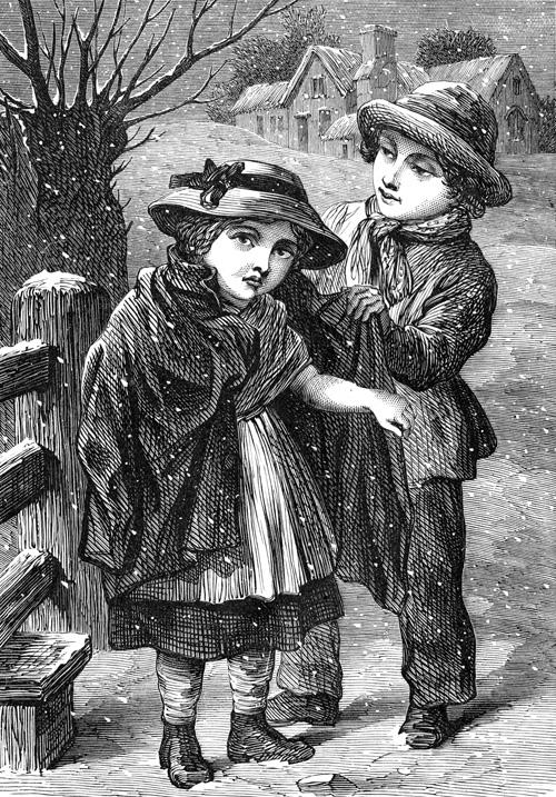 Strangers Amp Pilgrims On Earth Winter Inspired Activities