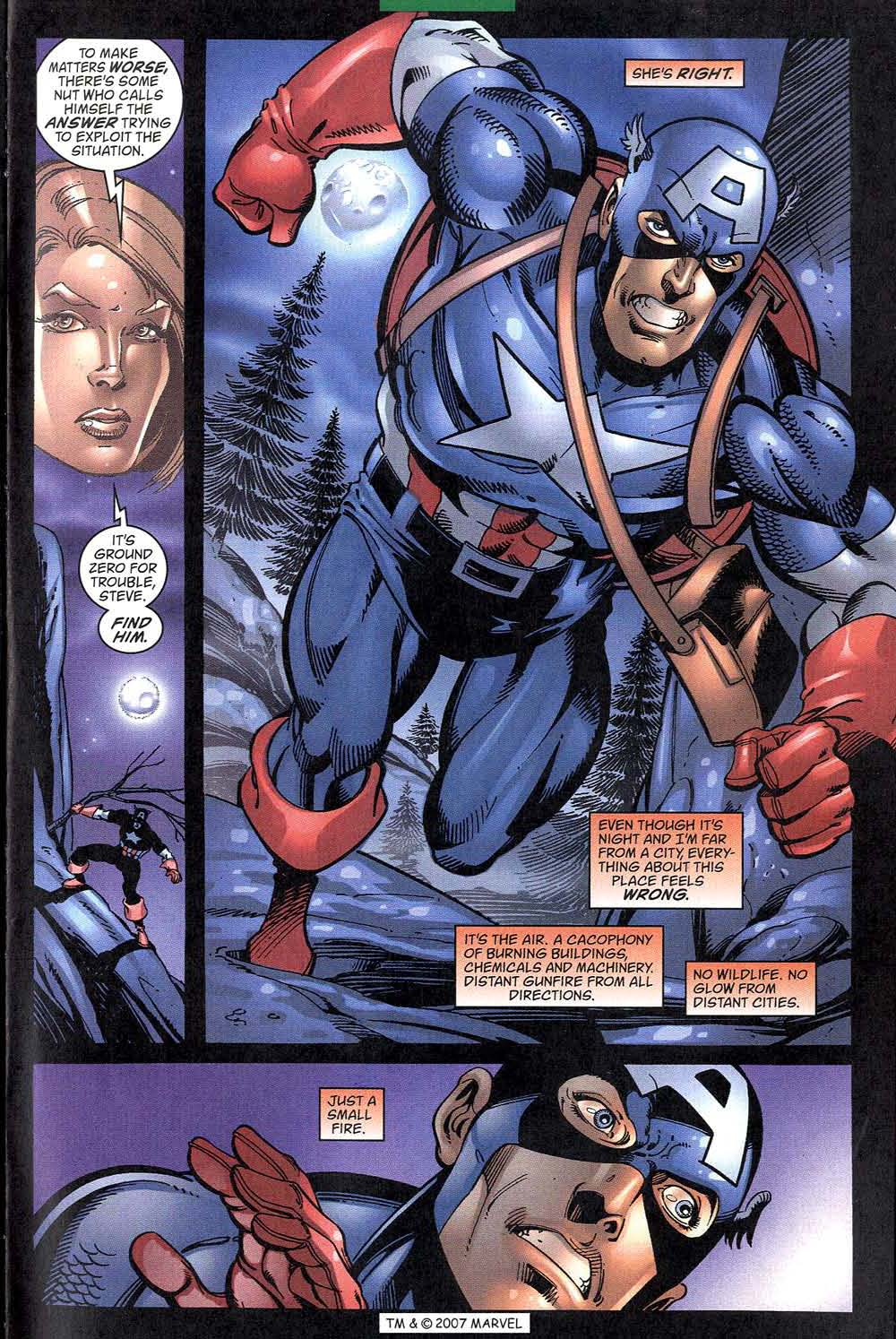 Captain America (1998) Issue #42 #49 - English 17