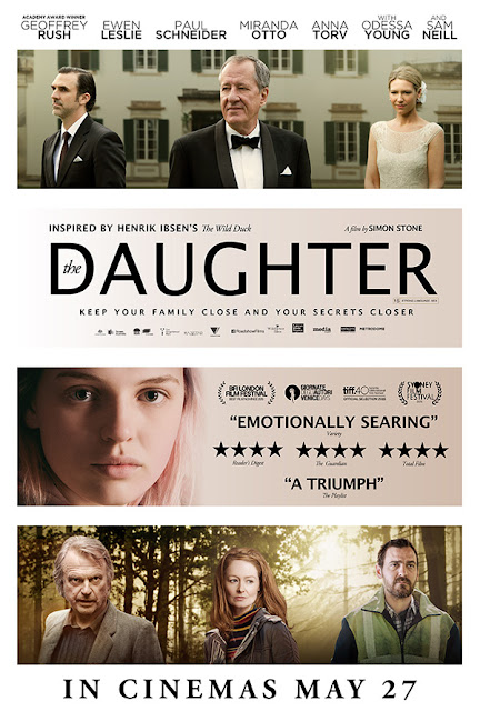The Daughter (2015) ταινιες online seires xrysoi greek subs