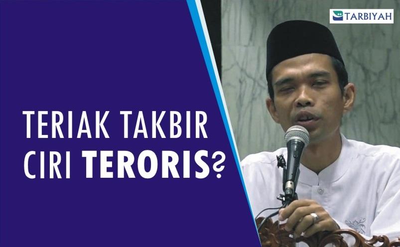 teriak takbir teroris