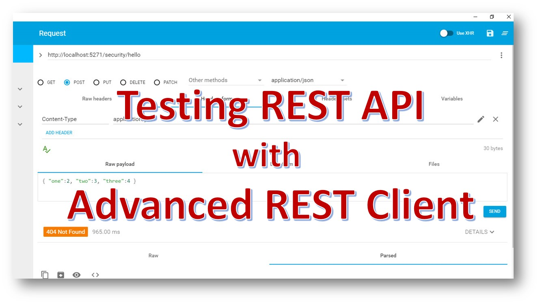 the tech pro (kttpro): restful web services tutorial 4 - testing