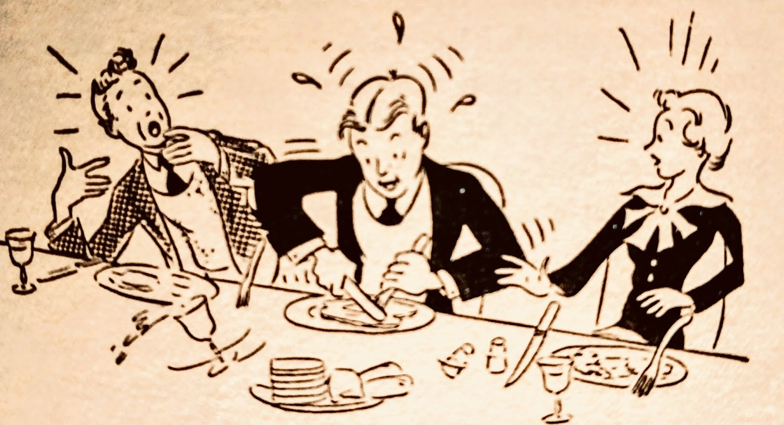 Etiquipedia Tackling Bad Table Manners
