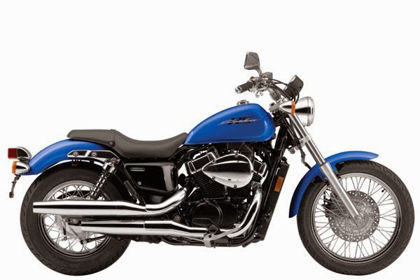 Custom Honda Shadow RS | The 10 Best Buys in 2012 Motorcycles