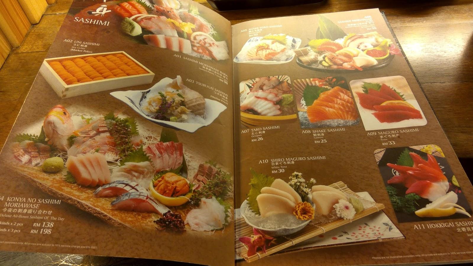 Chong S Cafe Menu