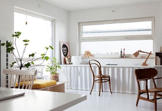 cortina embaixo da pia, cortina, pia, cozinha, acasaehsua, acasa eh sua, arrumar bagunça, organizar, kitchen curtain, diy, faça você mesmo