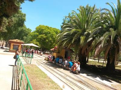 Estacion de tren de Can Mercader
