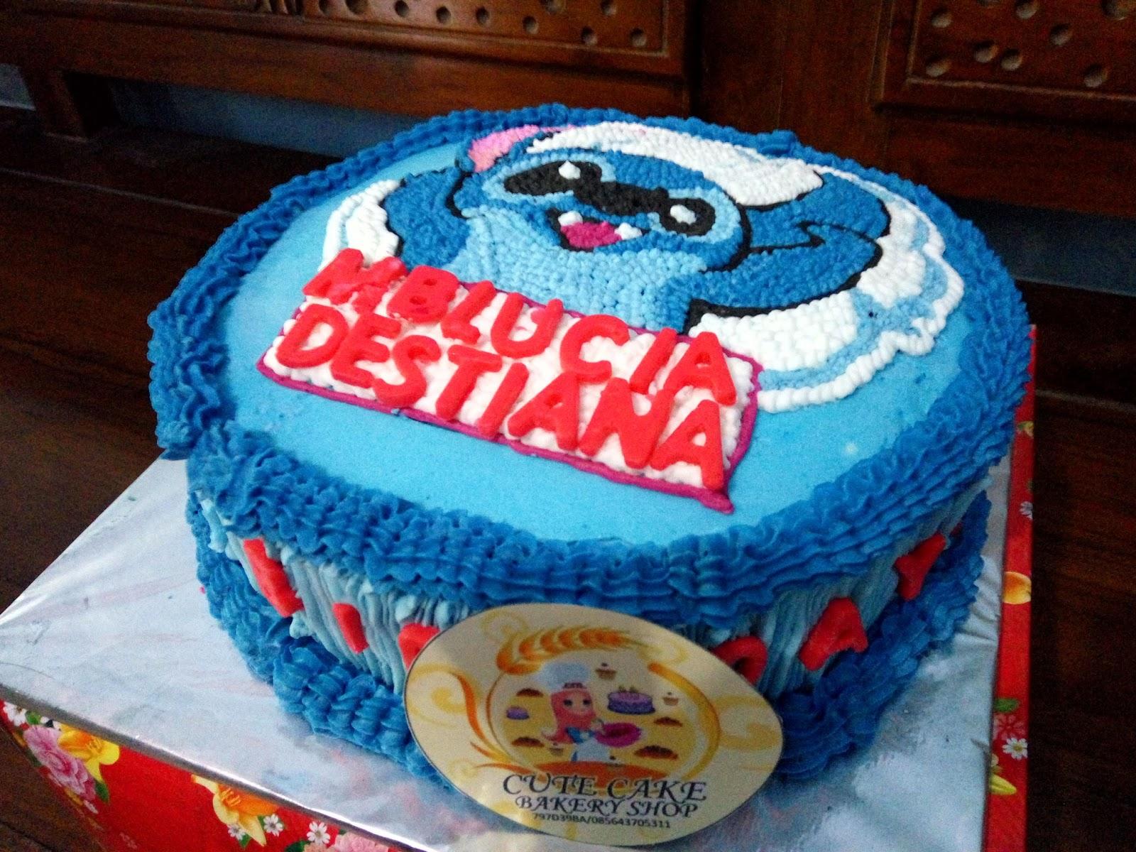 Holland Bakery Cake Birthday Karakter