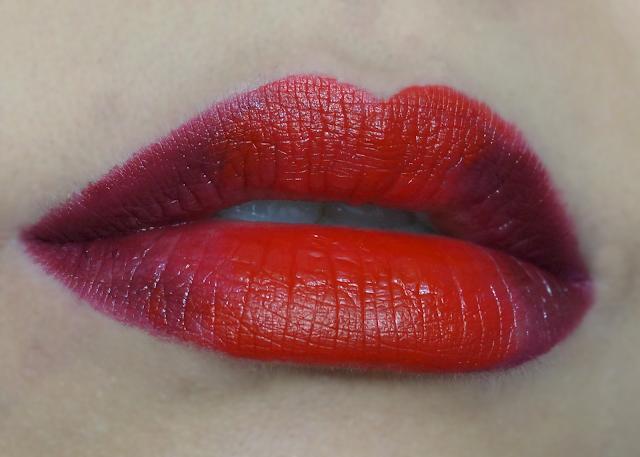 Ombre lips | makeupwonderland29