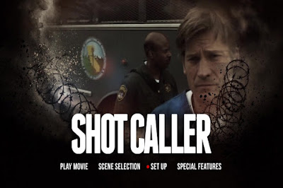 Shot Caller 2017 DVD R1 NTSC Latino
