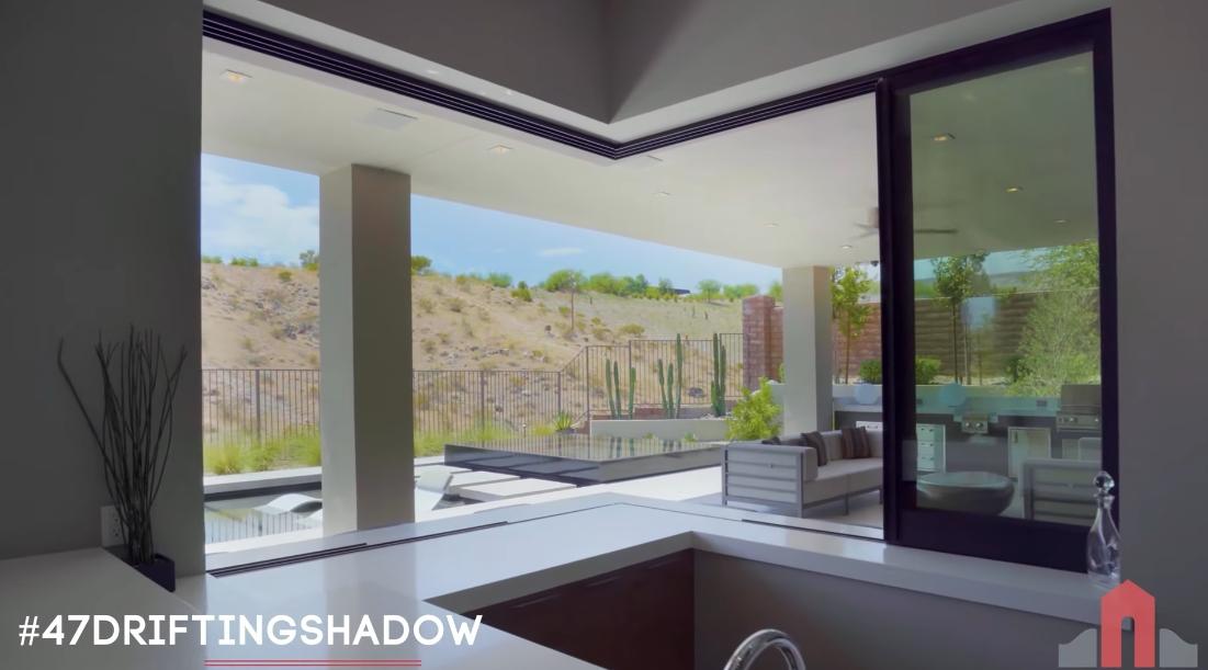 34 Interior Design Photos vs. 47 Drifting Shadow Way, Las Vegas Luxury Home Tour