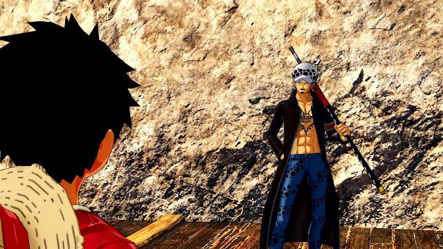 الكشف عن المزيد من الصور الجديدة للعبة One Piece World Seeker قبل أسابيع من إطلاقها النهائي