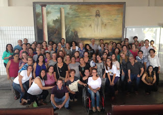 Entrevista com Isabelle Sarmento no blog EspiritualMente