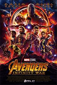 Download Avengers Infinity War (2018) (Hindi-English) 480p-720p-1080p