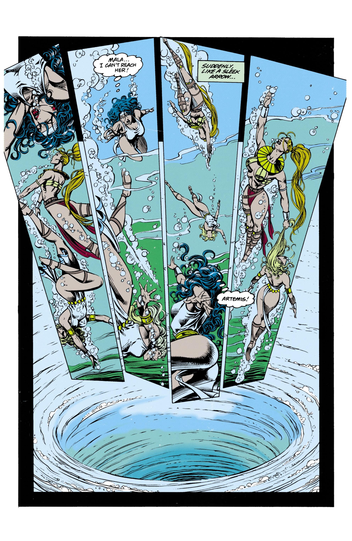 Read online Wonder Woman (1987) comic -  Issue #92 - 11