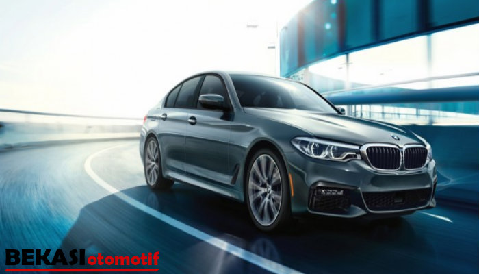 Daya Tarik Tersendiri BMW All New 5-Series Terbaru