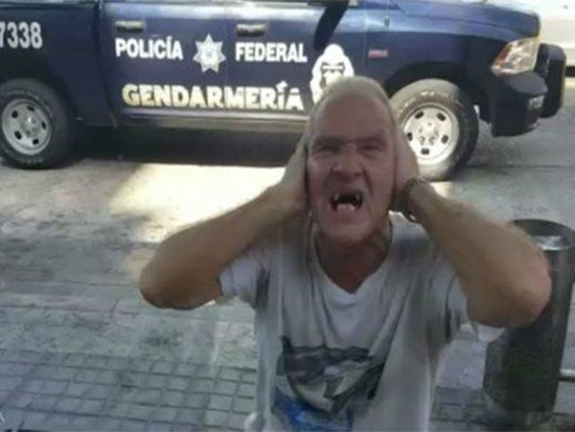 Canadiense que besó a niña de tres años fue consignado en Acapulco