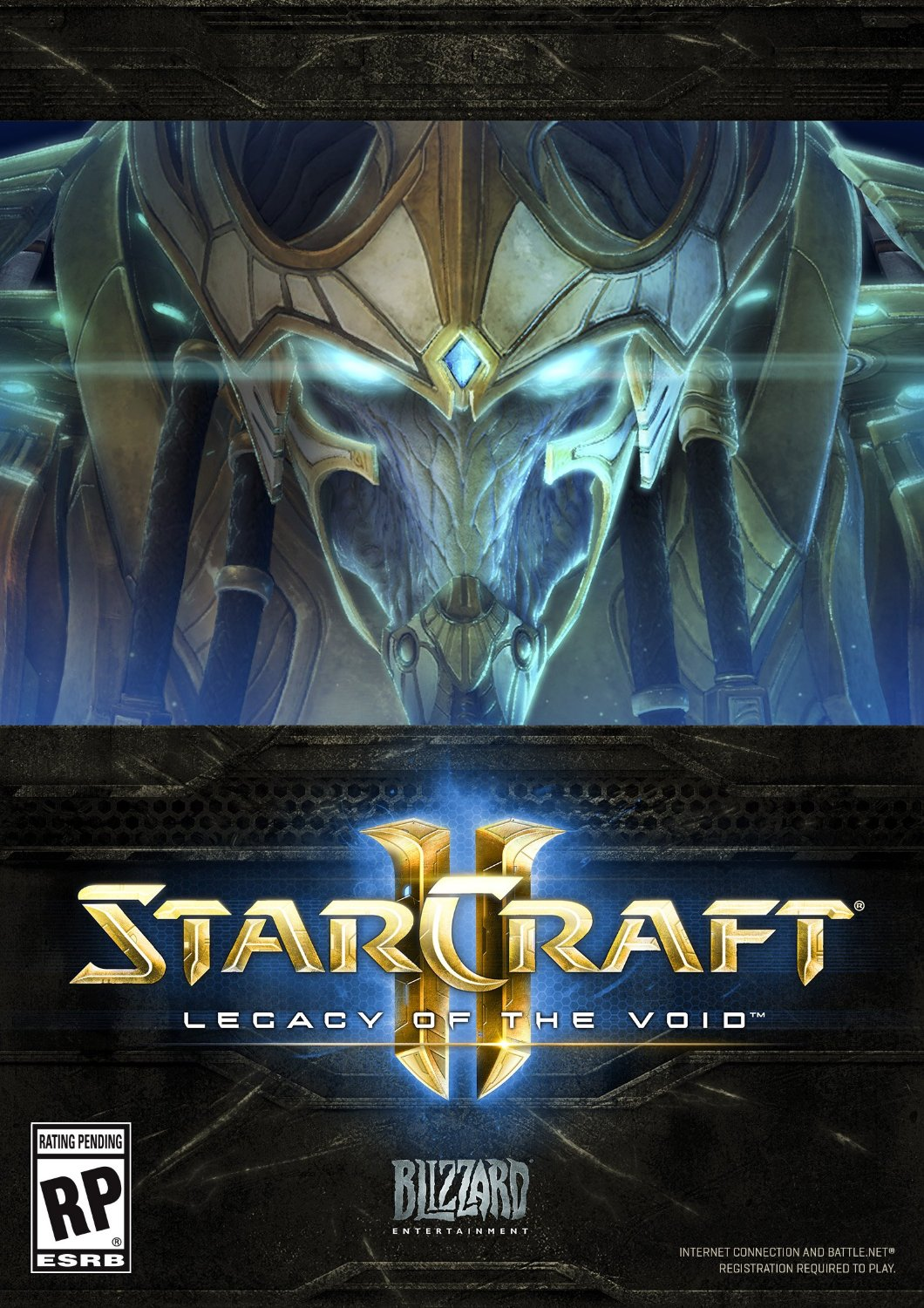 StarCraft II Legacy Of The Void PC Full Cover Caratula