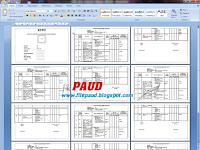 Download Contoh RPPH (Rencana Pelaksanaan Pembelajaran Harian) Semester 2 Tema Rekreasi Format Word