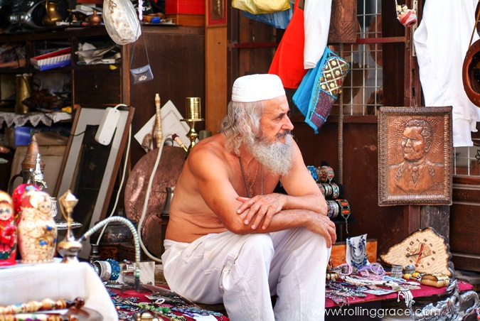 mostar old market