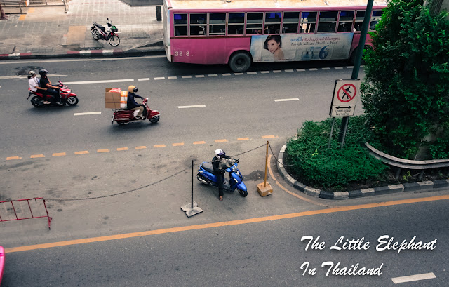 This is Thailand (TIT) in Bangkok