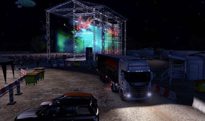Scania Truck Driving Simulator PC Free Setup