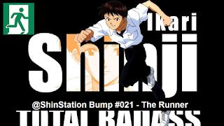 #021 - The Runner - Neon Genesis Evangelion - Runnin'