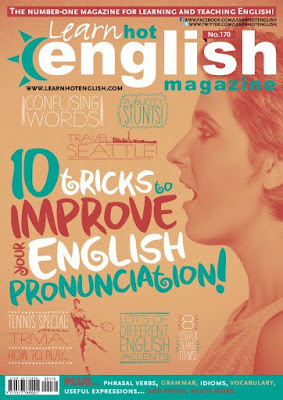 Hot English Magazine - Number 170
