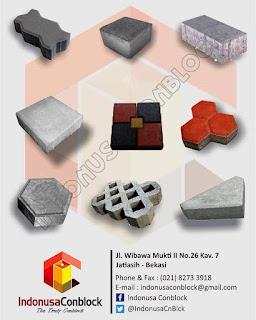 pabrik paving block di jakarta