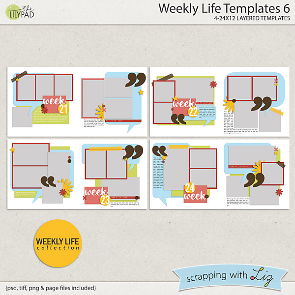 http://the-lilypad.com/store/Weekly-Life-6-Digital-Scrapbook-Templates.html
