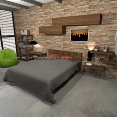 Consigli d 39 arredo la camera da letto in stile metropolitano for Consigli arredamento camera da letto
