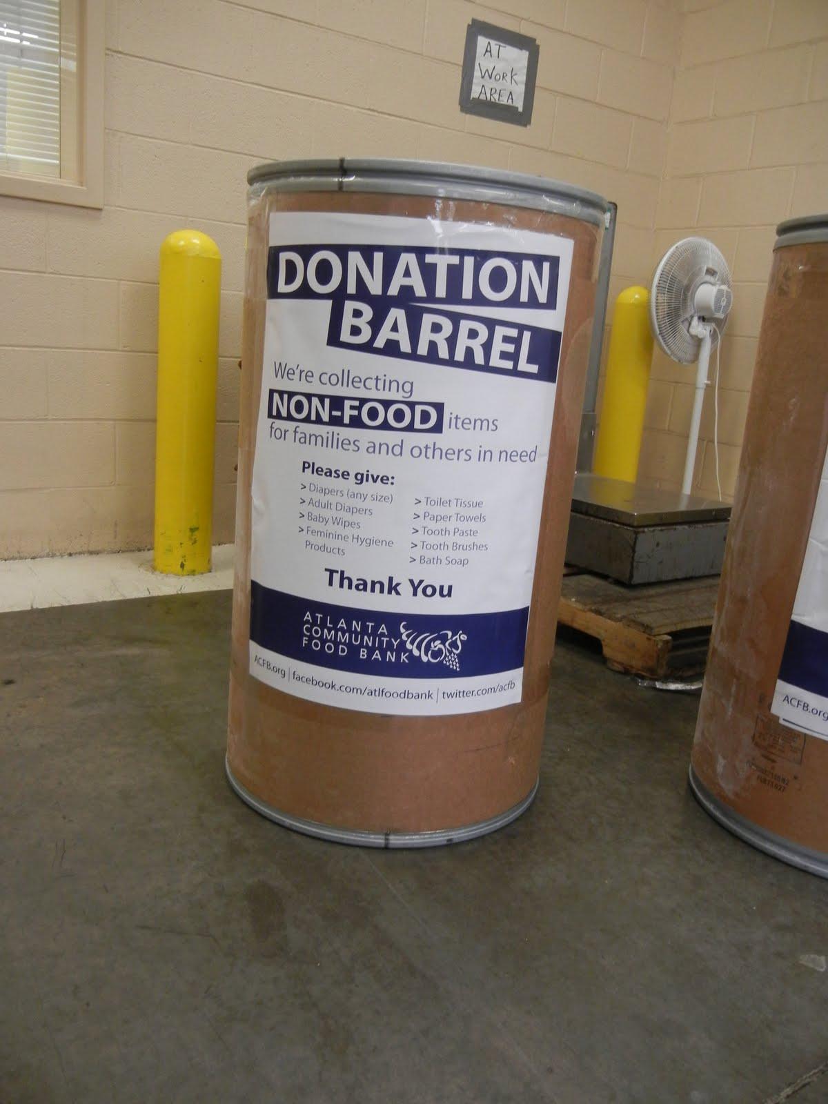 Sojourner Marable Grimmett 200 000 Diaper Donation From