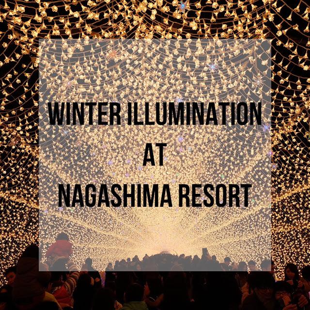 Winter Illumination at Nagashima Resort