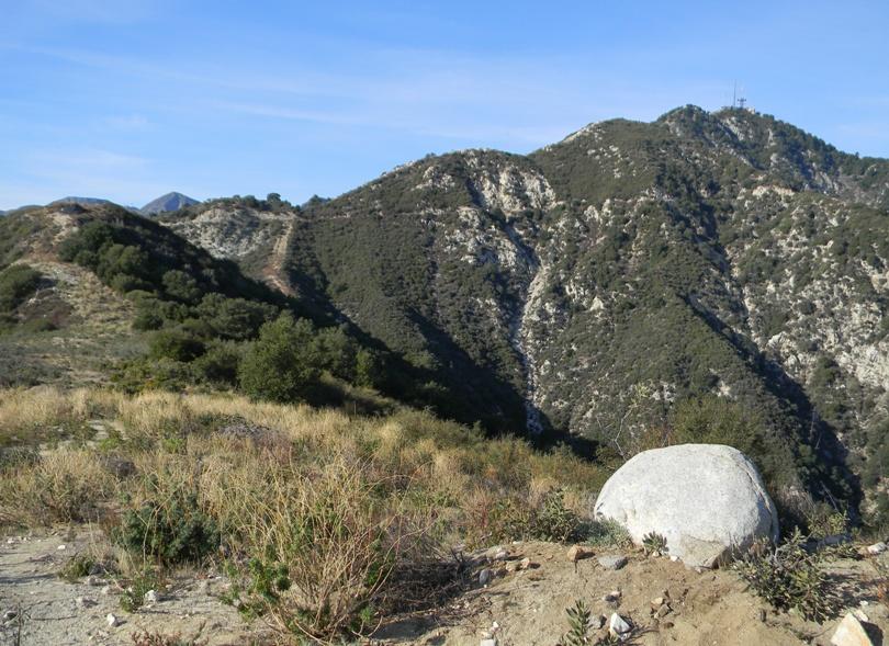 My Own 100 Hikes Hike 2012 006 Hastings Peak Via