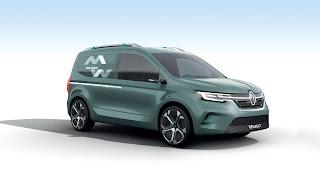 Renault Kangoo ZE Concept