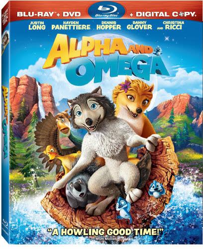 Alpha and Omega 2010 Hindi Dubbed Dual Audio BRRip 300mb ESub