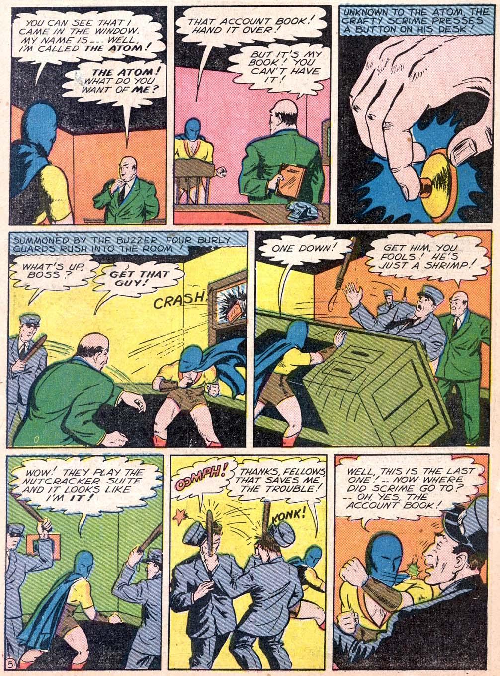 Read online All-American Comics (1939) comic -  Issue #30 - 57