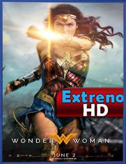 La Mujer maravilla (2017) | DVDRip Latino HD Mega