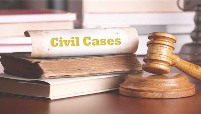 مفاهيم أساسية في القانون المدني -  المسطرة المدنية