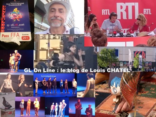 Louis CHATEL au FFA