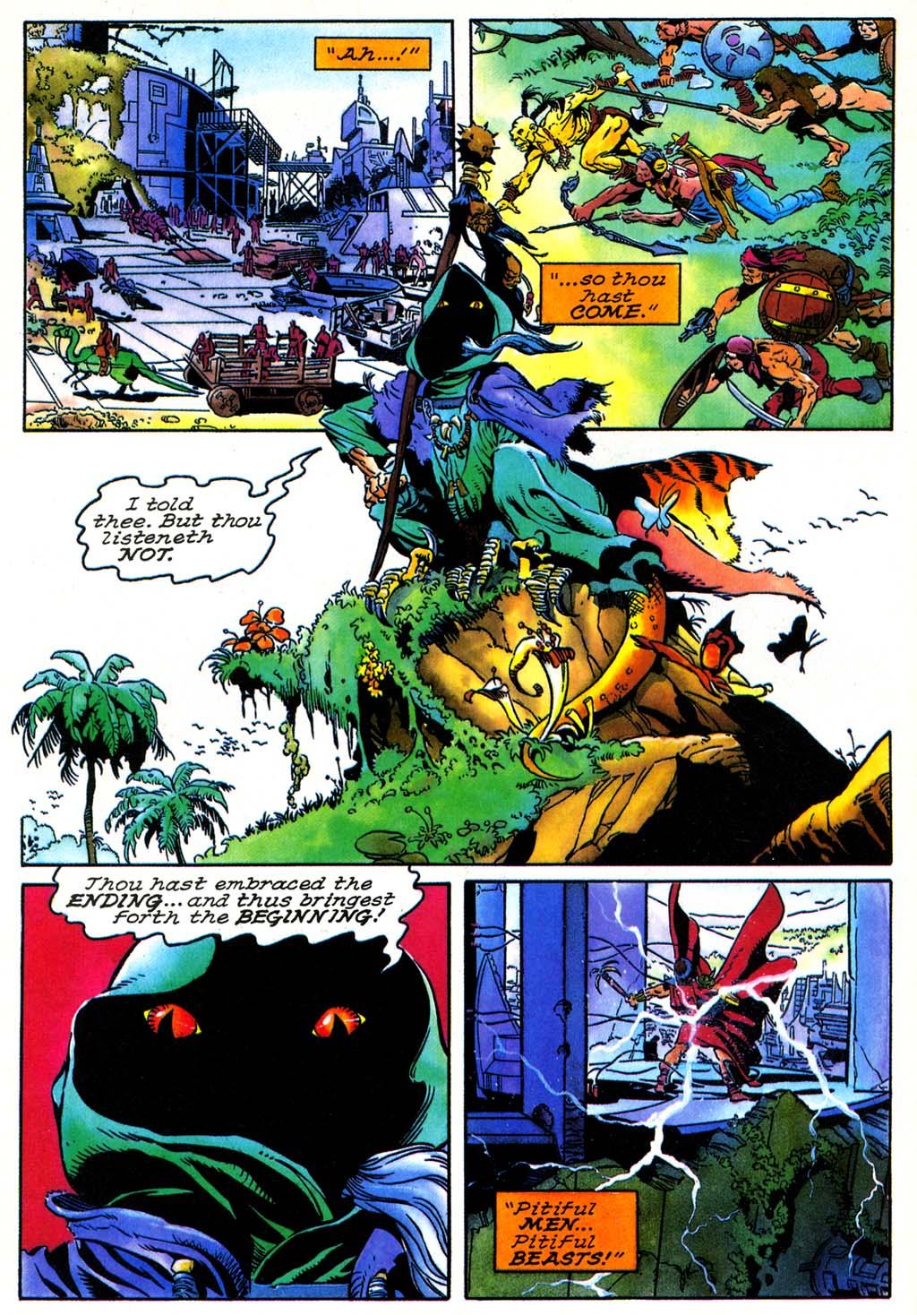 Read online Turok, Dinosaur Hunter (1993) comic -  Issue #27 - 8