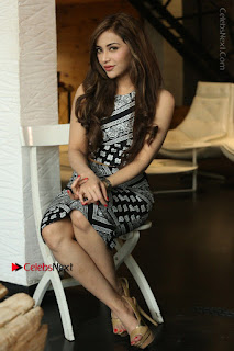 Telugu Actress Angela Krislinzki Latest Pos in Short Dress  0163.JPG